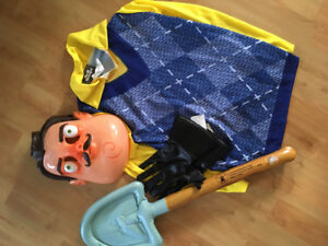 Hello Neighbour Costume size large 10-12