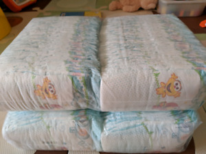 Size 3 pampers baby dry