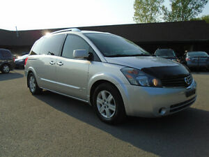 2008 Nissan Quest, 3.5 S, DVD PAK / DUAL POWER DOORS & LIFT GATE