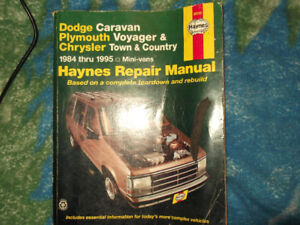 2 haynes repair manuals