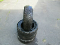 195/60R15 studded winter tires