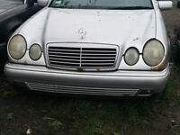 Mercedes Benz W210 1997-1999 E320 E430 Body Parts For Sale