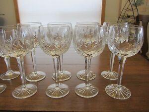 WINE GLASSES - 2 SETS OF 8 Regina Regina Area image 5