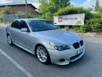 2007 BMW 5 SERIES 525D M SPORT AUTO - PX WELCOME - DELIVERY AVAILABLE