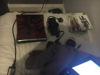 Xbox 360 gears of war edition +7 games