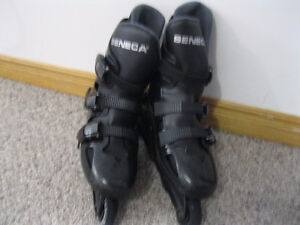 FOR SALE: Pair of (unisex) roller blades (size 4) in great shape