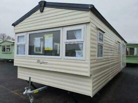 Static caravan Brand new 2021 Delta Santana 28x10 2bed DG/CH. free uk delivery