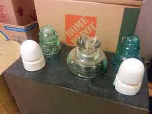 Insulator collection