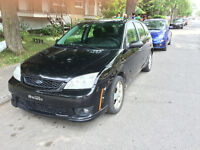 2007 Ford Focus ZX5 SES GFX, Air clim, Mags, Gr. électr.