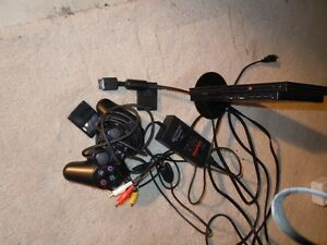 PS2 controllers and games