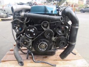 JDM Toyota Aristo Twin Turbo 2JZGTE VVTi 3.0L Engine Lexus GS300