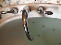 robinet de bain recent