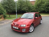 MG ZR+ 105 --- ONLY 1 FORMER KEEPER - SERVICE HISTORY - LONG MOT - FREE LOCAL DELIVERY - P/X WELCOME
