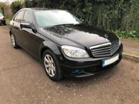 2007 MERCEDES-BENZ C220 2.1CDI SE AUTOMATIC DIESEL 4 DOOR SALOON