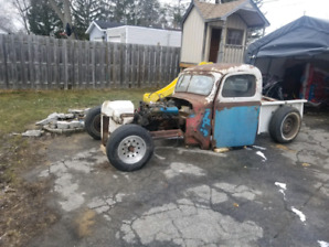1938 ford rat rod project