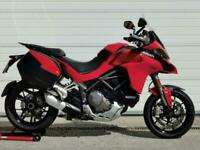 Ducati Multistrada 1260S Touring - totally immaculate one owner example ...