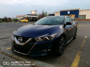 2017 Nissan Maxima SR 2500$ Cash to takeover lease
