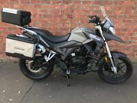 NEW Sinnis Terrain 125 learner legal own this bike for only £13.60 a week