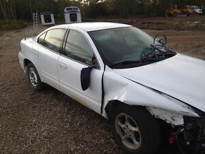 PARTING OUT 2005 Pontiac Grand AM