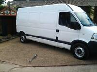 Vauxhall Movano 2.5CDTI 16v ( 100ps ) LWB 3500 High Roof