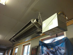 Radiant Shop Heater