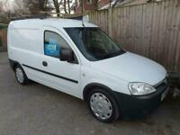 2010 Vauxhall Combo 1.3 CDTi 1700 16v Panel Van 3dr Panel Van Diesel Manual