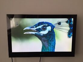 "Technica 24"" DVD Tv&dvd combo 1080p"