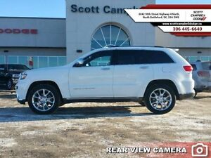 2014 Jeep Grand Cherokee Summit   - Touch Screen - Navigation