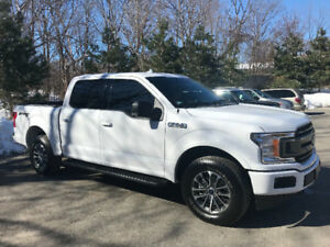 2018 FORD F-150 LEASE TAKEOVER $272