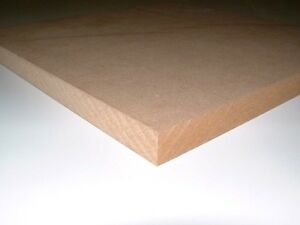 "1"" thick 4x8 MDF Sheets"
