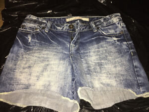 Size 26  Brody Jeans Shorts $10