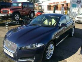 image for 2013 Jaguar XF 3.0 D V6 PREMIUM LUXURY 4d 240 BHP Saloon Diesel Automatic