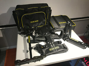 GLIDE GEAR camera stabilizing steadycam kit