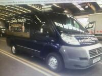 2009 09 Fiat Ducato 2.3JTD 120 Multijet 30 SWB FRIDGE INSULATED CHILLER.