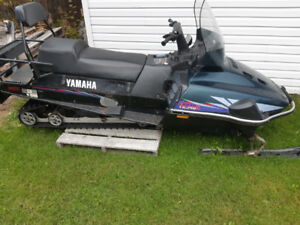 1998 Yamaha vk540 snowmobile. In excellent condition