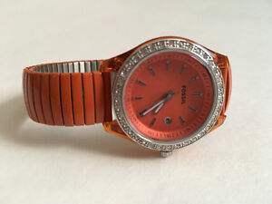 Never Worn Fossil Watch St. John's Newfoundland image 1