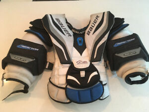 Bauer Reactor 6000 Goalie Chest Protector SR SML