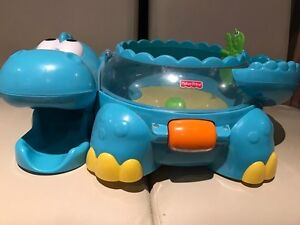 Fisher-price Go Baby Go - Poppity Pop Dino Cambridge Kitchener Area image 2