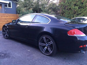 2004 BMW 6-Series Coupe - LOW KILOMETERS