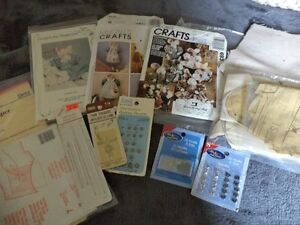 crafters pack - sewing materials