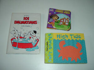 Bathing time books (lot of 3 books)