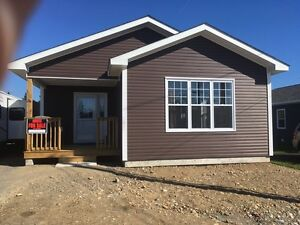 New construction in Stephenville, less than one month d
