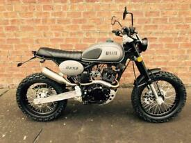NEW Euro 4 Bullit Hero 125 learner legal own this bike for only £61.32 a month