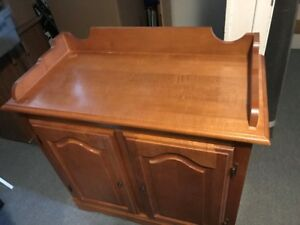 Dining Room Sideboard buffet for sale - $100.00 or best offer.