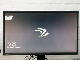 ASUS PB277Q 27 inch QHD 2560x1440 1ms 75HZ Gaming Monitor