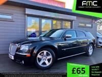 2008 Chrysler 300C 3.0CRD V6 auto LUX **Champaign Looks For Lemonade Money**