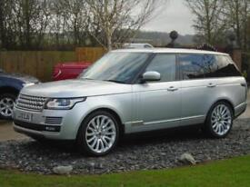 2013 13 Reg Land Rover Range Rover 5.0 SC V8 ( 510bhp ) Auto Autobiography