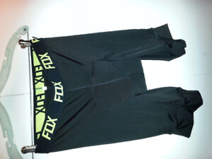 Fox bicycle shorts, never worn.  New
