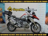 2013 13 BMW R1200GS 1200CC 0% DEPOSIT FINANCE AVAILABLE