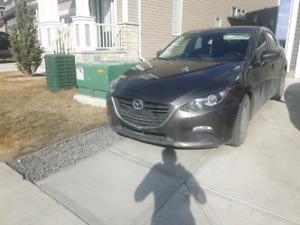 2015 Mazda3 Hatchback sport GS for sale!